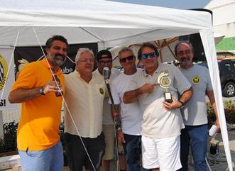 Puma Club premia sócio do Veteran com troféu José Rezende Mahar