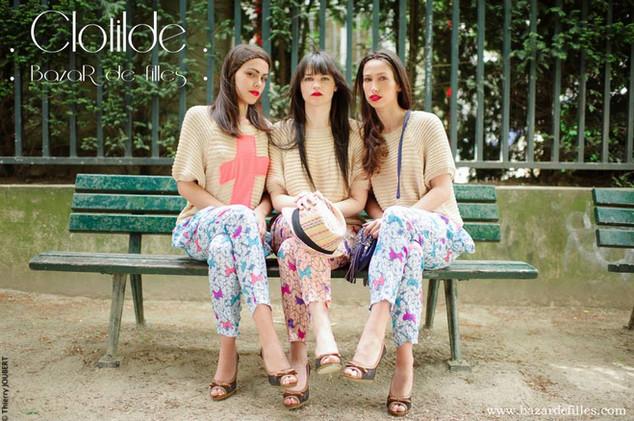 Promotion Boutique Bazar de Filles