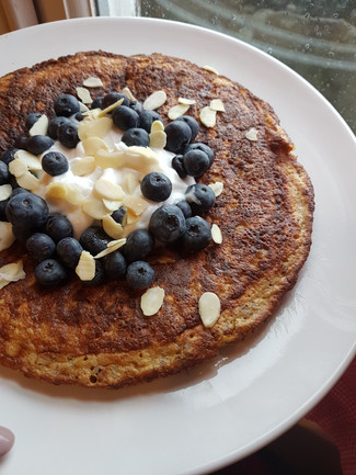 Recipe - Banana pancakes