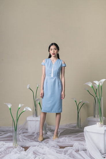 Jetsun Dress