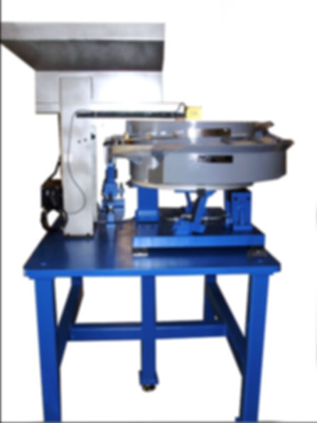 Vibratory Feeder Bowl, Hopper, Drive Unit, and Mounting Table