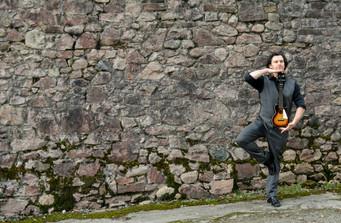 Steve with ukulele