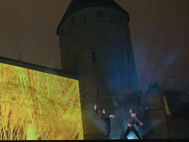 The Whispering Lights of Old Town Tallinn