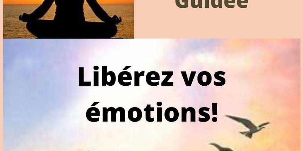 Méditation guidée liberez vos émotions