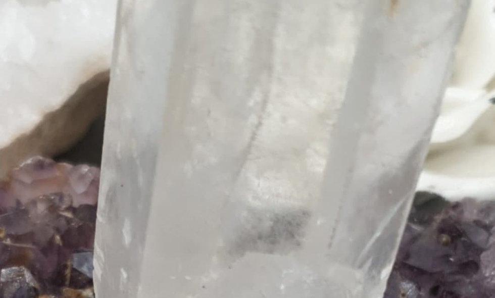 Cristal de roche prisme