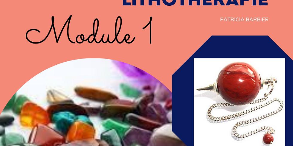 Formation conseiller en Lithothérapie Module 1