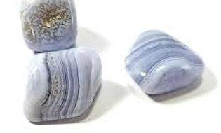 Calcedoine bleue