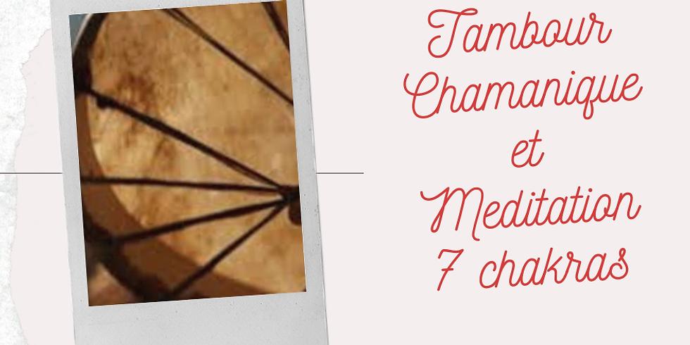 Innovant !!!!! Méditation 7 Chakras et Tambour Chamanique (1)