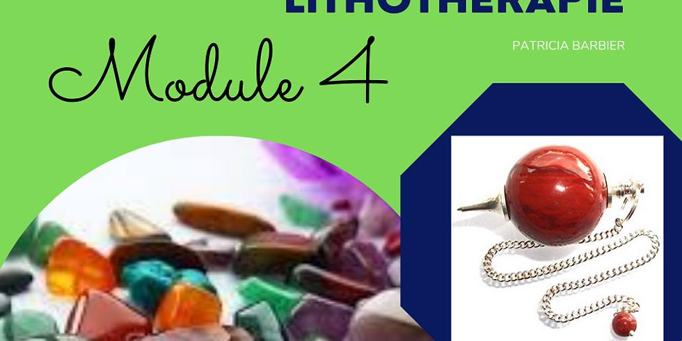 Formation conseiller en Lithothérapie Module 4