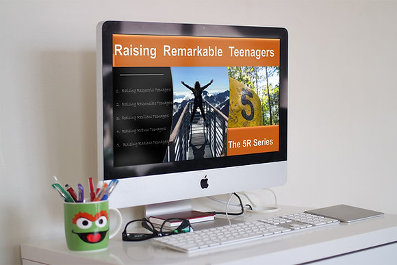 Raising Remarkable Teenagers 6 Weeks Program