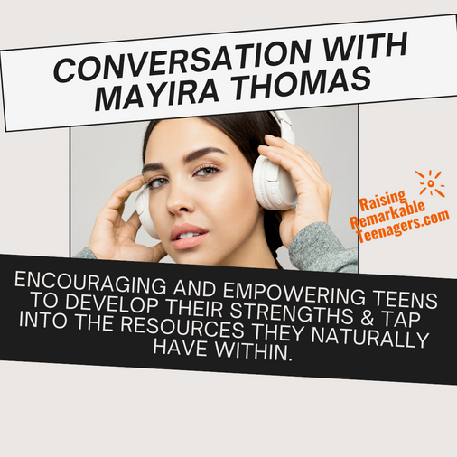 Embracing & Empowering The Uniqueness Of Your Teen