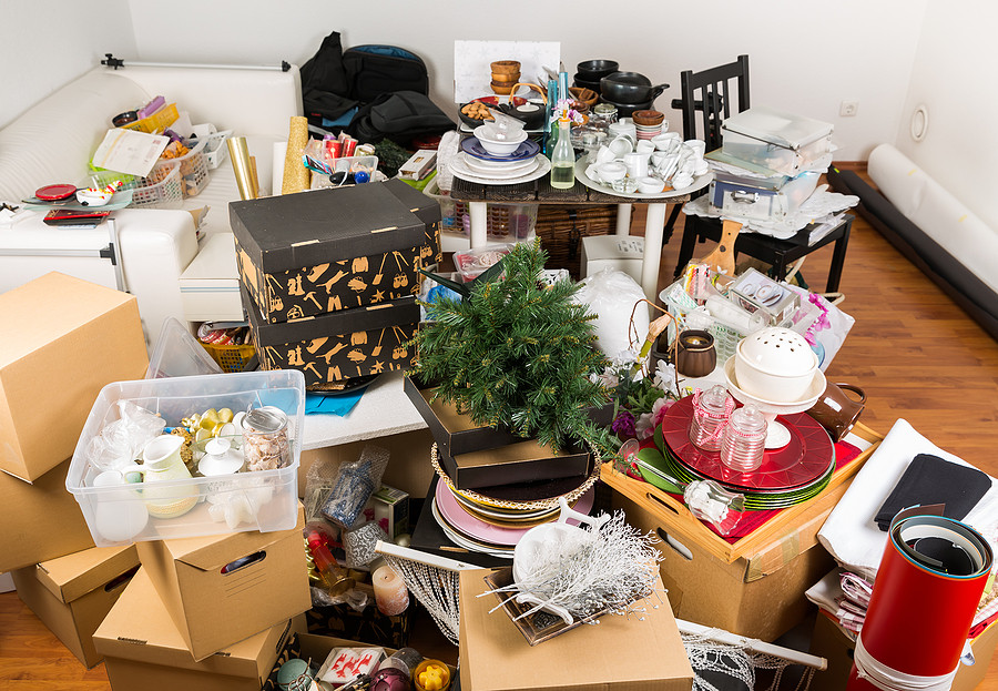 Clutter is Chaos