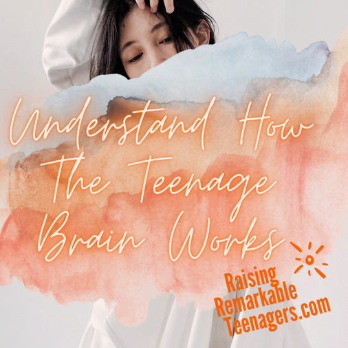 How The Teenager's Brain Works...ha. Understanding Teenagers' Brain Helps You Be More Compassionate.
