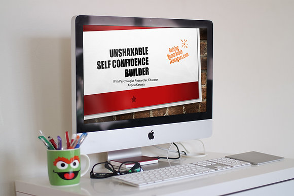 UNSHAKABLE SELF CONFIDENCE BUILDER