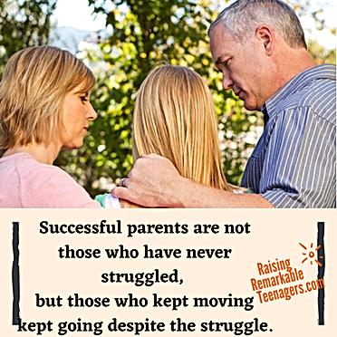 www.raisingremarkableteenagers.com succe