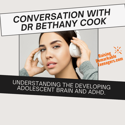 Understanding The Developing Adolescent Brain and ADHD