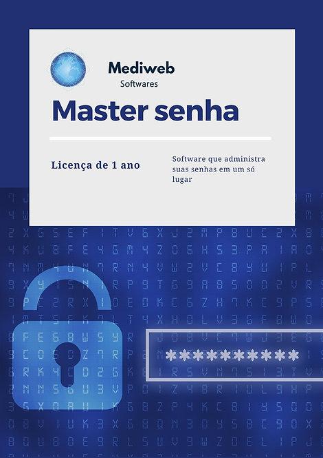 Master Senha - 1 ano