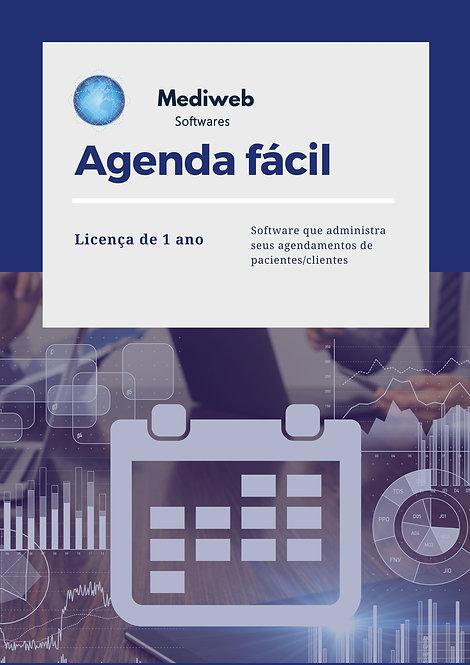 Agenda Fácil - 1 ano