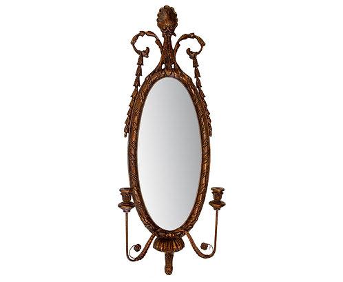 Oval Mirror Model 913