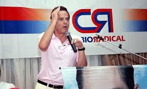 Primeras fallas de la campaña de Germán Vargas Lleras