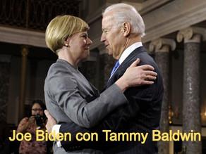 Casas de apuestas pronostican compañera de Joe Biden para fórmula presidencial en USA