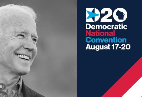 Convención Nacional Demócrata les abre sus puertas a millones de seguidores por Internet