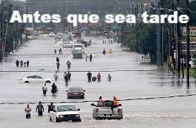 Huracán Harvey en Houston, Texas