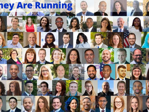 Candidatos y sus motivaciones para competir en la carrera electoral