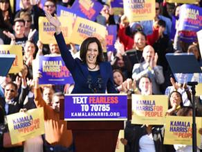 Vicepresidenta Kamala Harris: lecciones de vida. Sus tempranos y meritorios triunfos en política