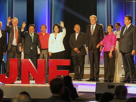 Elecciones Presidenciales en el Perú