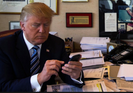 Los tuiters de Trump, seis técnicas ganadoras en su comunicación política.