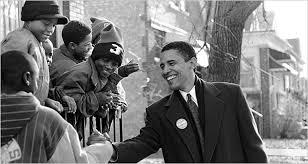 obama as communiter organizer 1