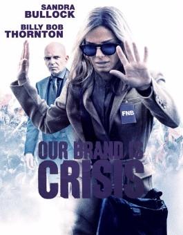 """""""Experta en Crisis"""" filme que desnuda intimidades de una campaña política."""