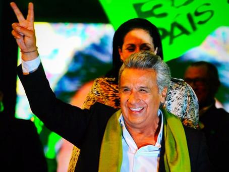 Aciertos y equivocaciones de campañas en triunfo de Lenín Moreno en Ecuador.