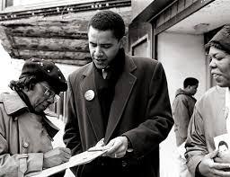 obama as communiter organizer