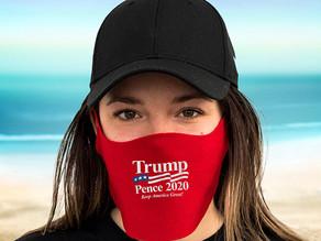 Avisos en tapabocas y otros retos publicitarios en campañas electorales del 2020 en Estados Unidos