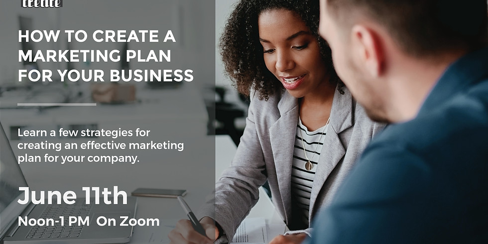 How to Create a Marketing Plan for your Business