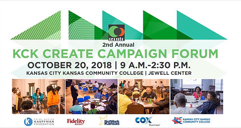 Save the Date_Create Campaign KCK Forum.