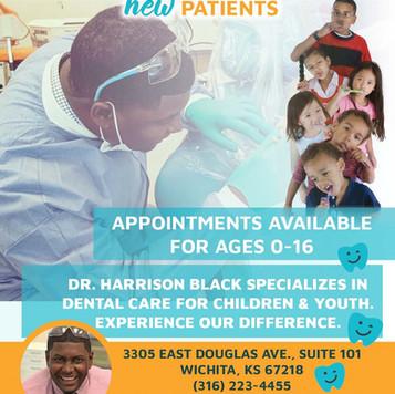 College Hill Pediatric Dentistry Flyer