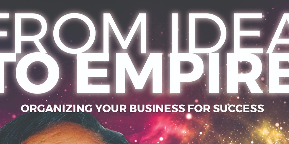 Let's Create Workshop Series - From Idea to Empire