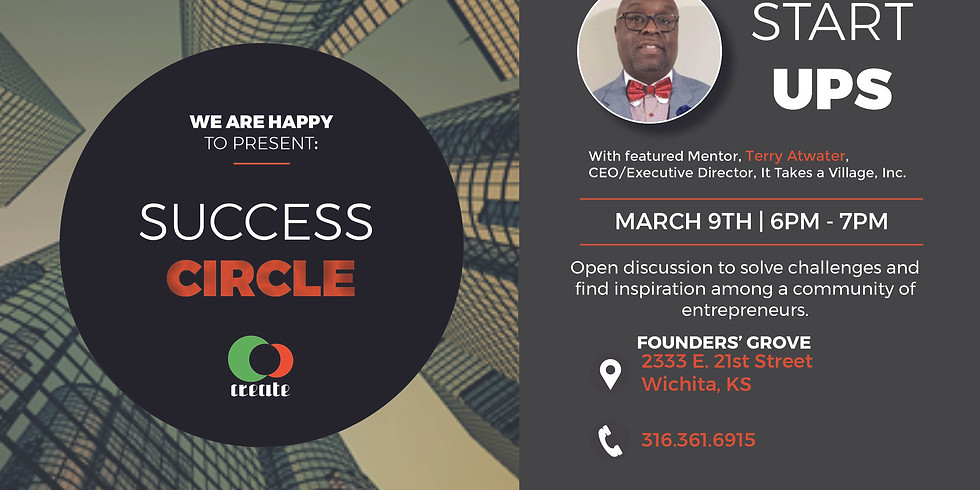 Success Circle feat. Terry Atwater
