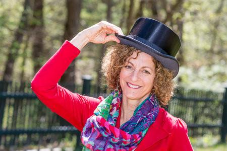 Linda Booth Sweeney, systeem-denker, onderwijskundige, onderzoeker, schrijver.