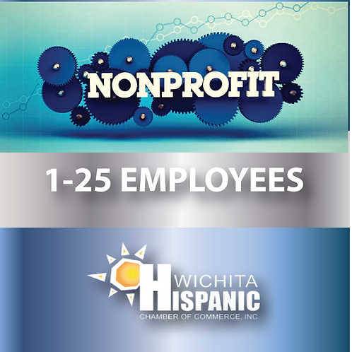 Non-Profit Organization - 1-25 Employees
