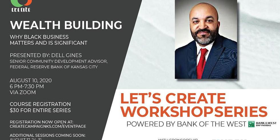 Let's Create Workshop Series