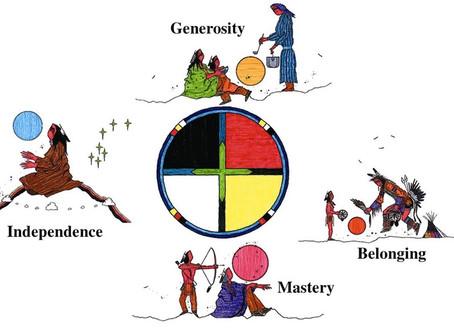 Circle of Courage – onderwijs zonder dwang