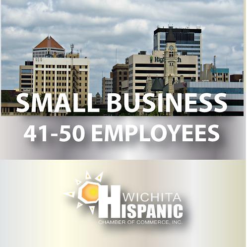 Small Business Membership - 41-50 Employees