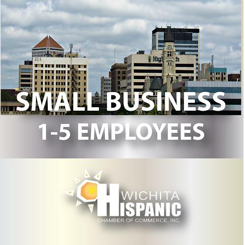 Small Business Membership - 1-5 Employees
