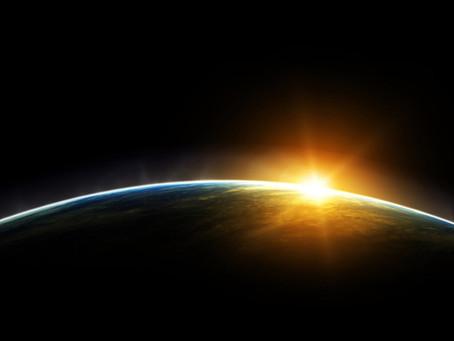 In de kosmos hangt alles samen