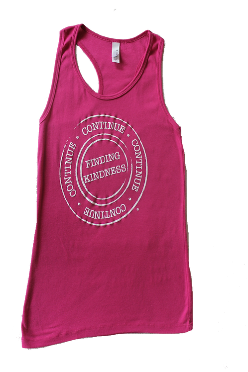 Fitted Pink Tank