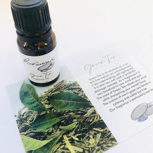 Green Tea Fragrance, 10 ml bottle